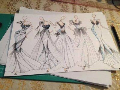 服装设计专业前途分析,送给迷茫的你!
